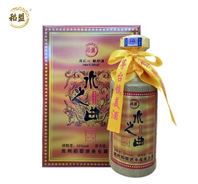 贵州水之曲 经典酱香